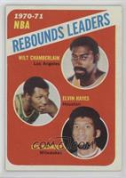 Wilt Chamberlain, Elvin Hayes, Kareem Abdul-Jabbar