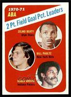 Zelmo Beaty, Bill Paultz, Roger Brown [EXMT]