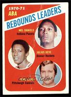 Mel Daniels, Julius Keye, Mike Lewis [GOOD]