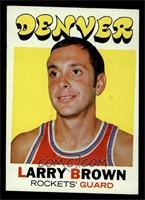 Larry Brown [EX]
