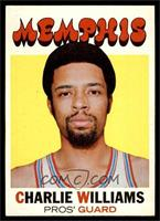 Charlie Williams [EX MT]