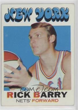 1971-72 Topps - [Base] #170 - Rick Barry