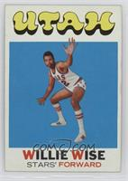 Willie Wise [GoodtoVG‑EX]