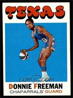 Donnie Freeman [NM MT]