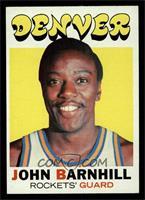 John Barnhill [EXMT]