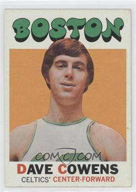 1971-72 Topps - [Base] #47 - Dave Cowens