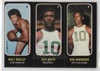 Walt Wesley, Jo Jo White, Bob Dandridge