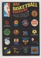 NBA Team Logos [NoneGoodtoVG‑EX]