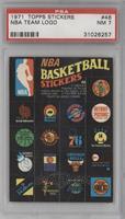 NBA Team Logos [PSA7]
