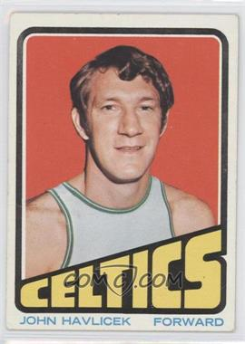 1972-73 Topps - [Base] #110 - John Havlicek