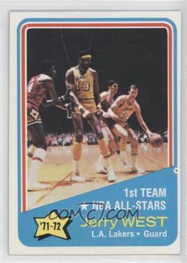 1972-73 Topps - [Base] #164 - Jerry West