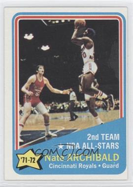 1972-73 Topps - [Base] #169 - Nate Archibald