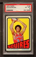 Julius Erving [PSA 6 EX‑MT]