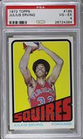 Julius Erving [PSA 4]