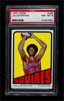 Julius Erving [PSA 8 NM‑MT]