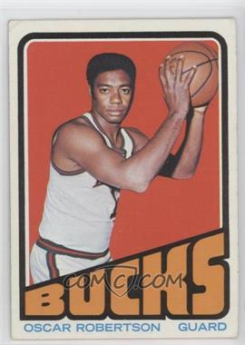 1972-73 Topps - [Base] #25 - Oscar Robertson [Good to VG‑EX]