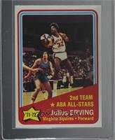 Julius Erving [Near Mint‑Mint]