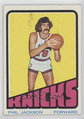 1972-73 Topps - [Base] #32 - Phil Jackson [Good to VG‑EX]