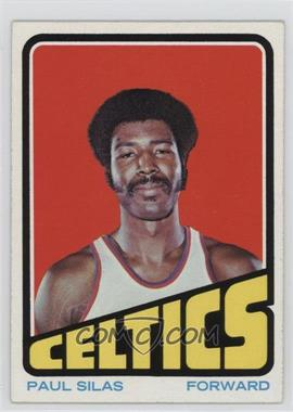 1972-73 Topps - [Base] #55 - Paul Silas