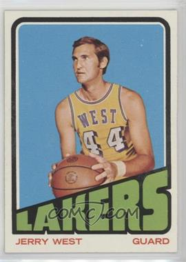 1972-73 Topps - [Base] #75 - Jerry West