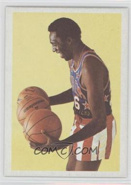1972 Fleer Harlem Globetrotters - [Base] #14 - Meadowlark Lemon