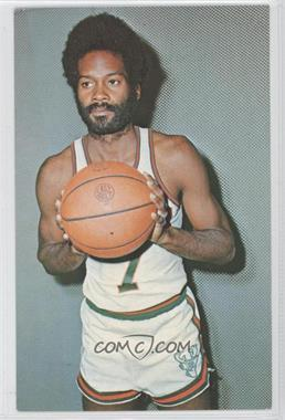 1973-74 National Basketball Players Association Postcards - [???] #N/A - Lucius Allen