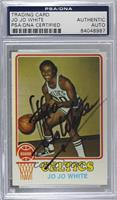 Jo Jo White [PSA/DNA Certified Encased]
