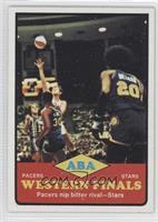ABA Western Finals