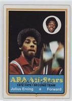 ABA All-Stars - Julius Erving