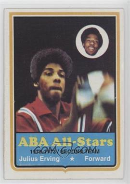 1973-74 Topps - [Base] #240 - ABA All-Stars - Julius Erving