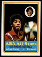 ABA All-Stars - Julius Erving [EX MT]
