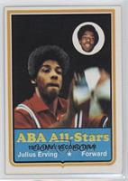 ABA All-Stars - Julius Erving