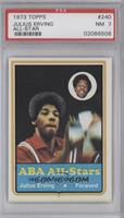ABA All-Stars - Julius Erving [PSA 7]