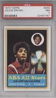 ABA All-Stars - Julius Erving [PSA7]