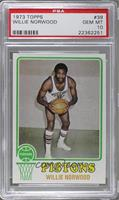 Willie Norwood [PSA 10]
