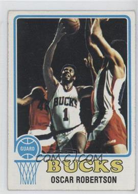 1973-74 Topps - [Base] #70 - Oscar Robertson [GoodtoVG‑EX]