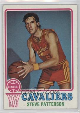 1973-74 Topps - [Base] #73 - Steve Patterson