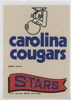 Carolina Cougars, Utah Stars
