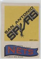San Antonio Spurs, New York Nets