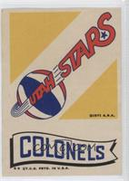 Utah Stars, Kentucky Colonels