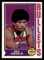 Wes Unseld [NMMT]