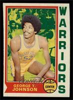 George Johnson [EX]