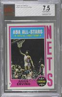 ABA All-Stars (Julius Erving) [BVG7.5]