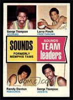 George Thompson, Larry Finch, Randy Denton [NM]