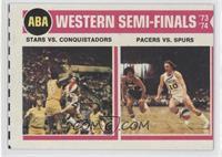 Western Semi-Finals