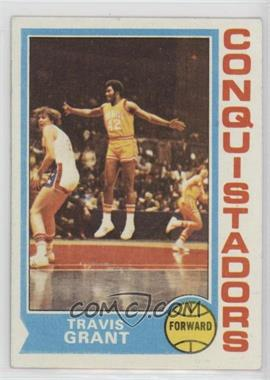 1974-75 Topps - [Base] #259 - Travis Grant