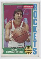 Rudy Tomjanovich [Good to VG‑EX]
