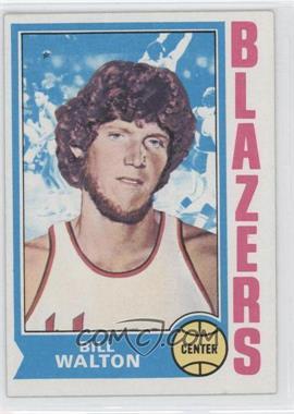 1974-75 Topps - [Base] #39 - Bill Walton