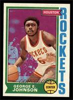 George Johnson [NM]
