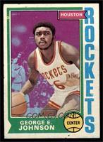 George Johnson [GOOD]